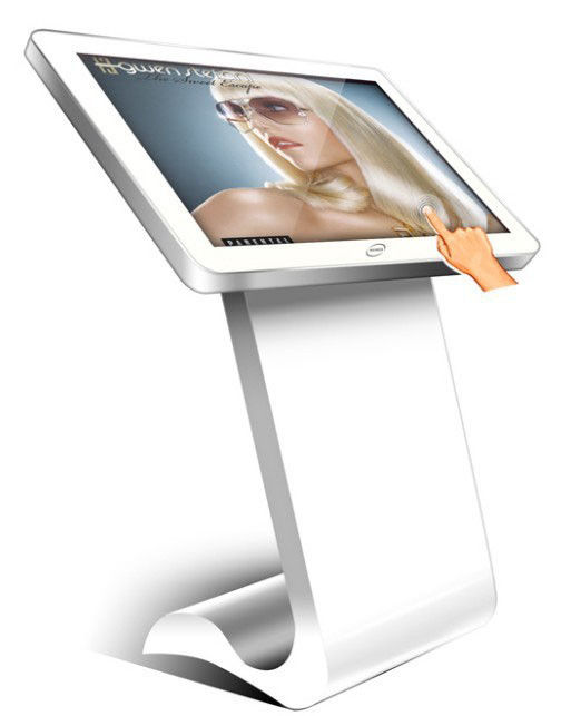 40 Inch Touch Screen Floor Standing LCD Advertising Player Digital Signage Kiosk